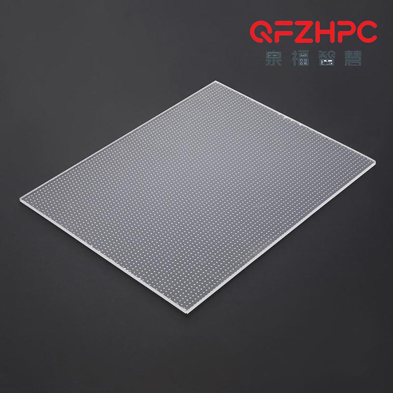 PC菱晶纹耐力板